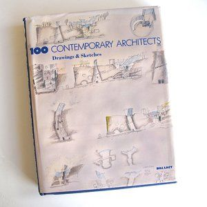 100 contemporary architects drawings